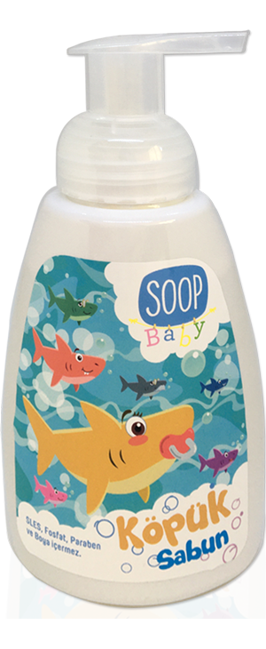 Foam Soap Baby Shark